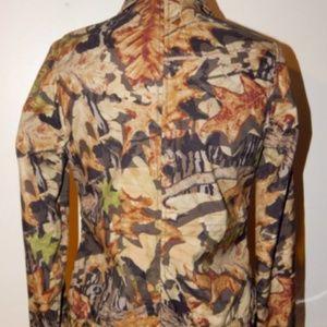 34770fe8258b adidas Jackets   Coats - Womens Adidas Montana Camo safety jacket in Mossy